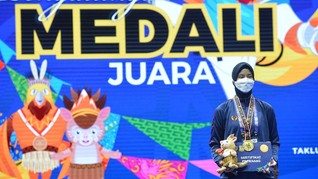 Jawa Barat Juara Umum PON Papua 2021