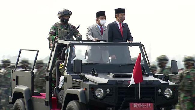 Presiden Jokowi dipuji sebagai pemimpin genius (jenius) dalam artikel yang ditulis profesor National University of Singapore (NUS) Kishore Mahbubani.