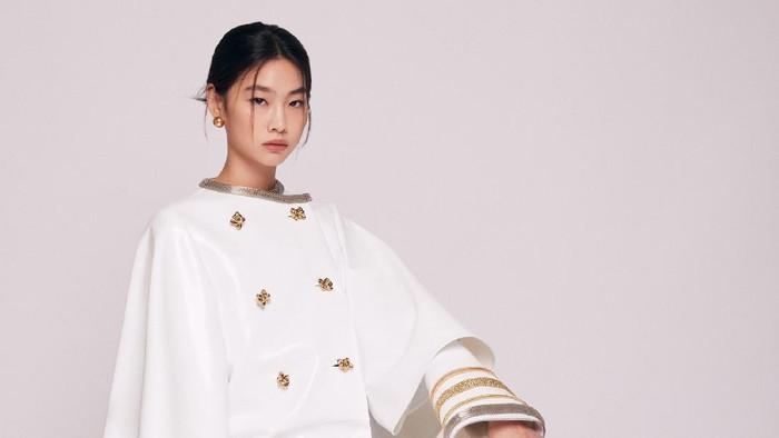 Makin Terkenal, Jung Ho Yeon 'Squid Game' Jadi Brand Ambassador Louis Vuitton
