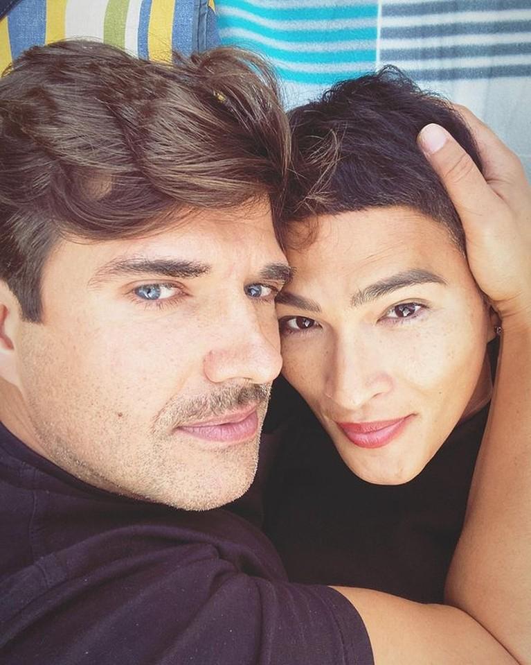 Momen Kebersamaan Oscar Lawalata dengan Sang Kekasih Sebelum Kembali LDR