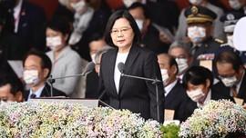 Presiden Tsai Ing-wen Akui AS Latih Militer Taiwan