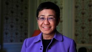 Jurnalis Filipina Peraih Nobel: Indonesia Membentuk Saya