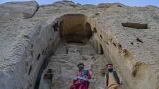 Lembah Buddha Bamiyan, Dulu Dirusak Kini Dijaga Taliban