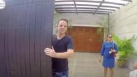 <p>Dian Bara membangun rumah impian usai menikah dengan bule Inggris bernama Daniel. Eks TKW ini membangun rumah mewah di Banyuwangi Jawa Timur, Bunda. (Foto: Youtube BAJIDOT VLOG)</p>