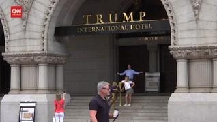 VIDEO: Hotel Trump Rugi Hampir US$70 Juta saat Jadi Presiden