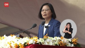 VIDEO: Taiwan Tegaskan Tak Mau Tunduk pada China
