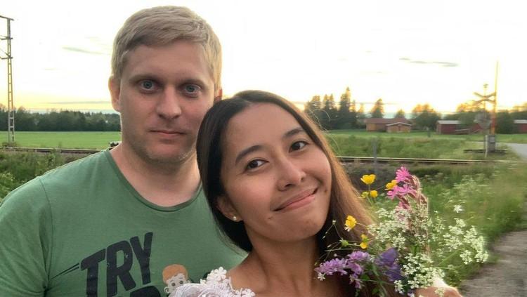 Chimy dan Suami Bule Finlandia