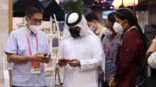 Indonesia Pamerkan Rotan Hingga Kemenyan di Expo Dubai