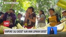 VIDEO: Kampung 'Lali Gadget' Ajak Anak Lupakan Gadget