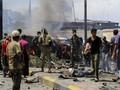 FOTO: Bom Renggut Nyawa di Konvoi Gubernur dan Menteri Yaman