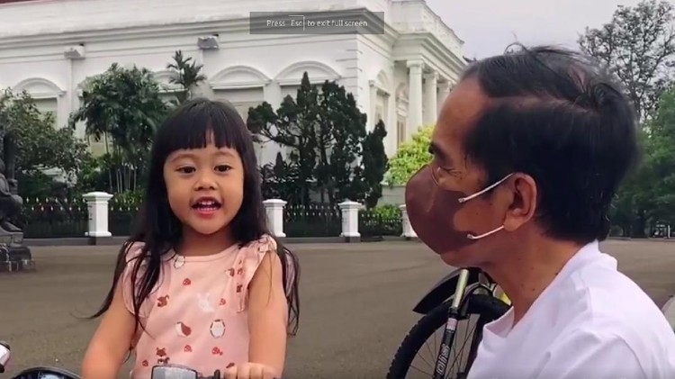 Sedah Mirah dan Jokowi