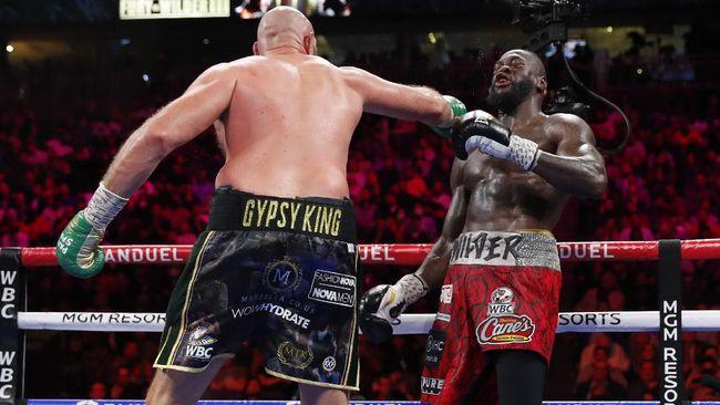 Manajer Deontay Wilder, Shelly Finkel memastikan Bronze Bomber menaruh rasa hormat kepada Tyson Fury usai kalah KO di ronde ke-11.
