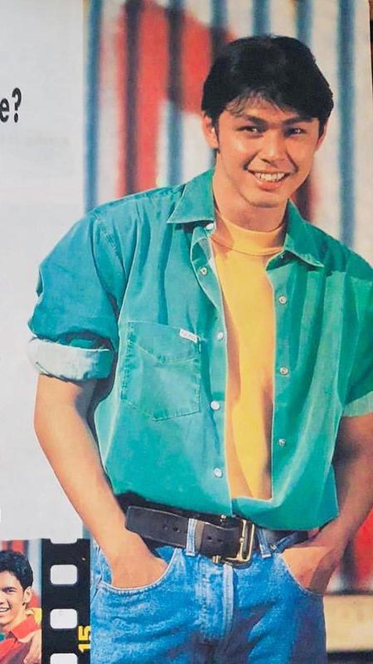 Thomas Djorghi mengaku bahwa dirinya mendapat tudingan seorang gay dari saat duduk di SMA hingga kini. Yuk intip foto masa mudanya!