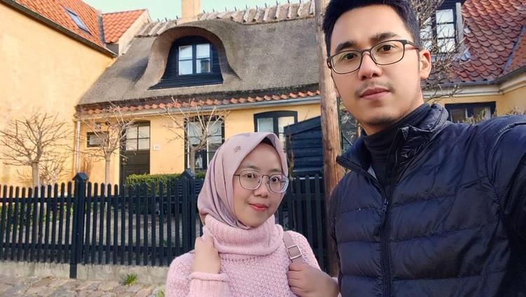 Gita dan Kevin di Denmark