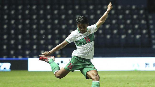 Berikut lima pemain Timnas Indonesia U-23 yang bisa bermain di beberapa posisi berbeda pada Kualifikasi Piala Asia U-23 2022.