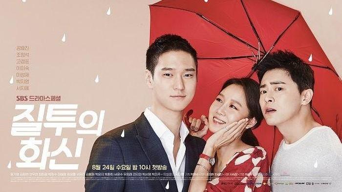 Jealousy Incarnate, Drama Korea dengan Tema Kanker Payudara yang Inspiratif