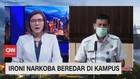 VIDEO: Peredaran Narkoba di Kampus FIB USU