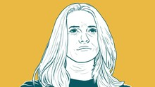 Laurene Powell, Janda Kaya Raya Mendiang Steve Jobs