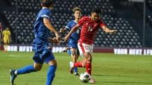Timnas U-23 vs Nepal: Indonesia Dominan Atas Tim Asia Selatan