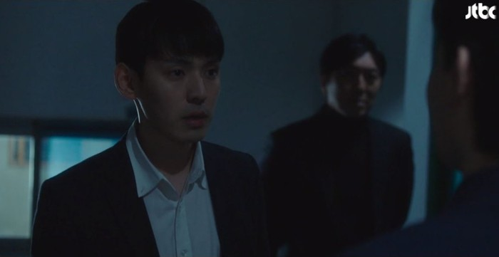 Walaupun hanya mendapatkan peran kecil, Kang Hyung-suk juga main di drama Itaewon Class yang ditayangkan di JTBC pada tahun 2020. Kang Hyung-suk hanya tampil sebanyak 2episode./ Foto: en.kepoper.com