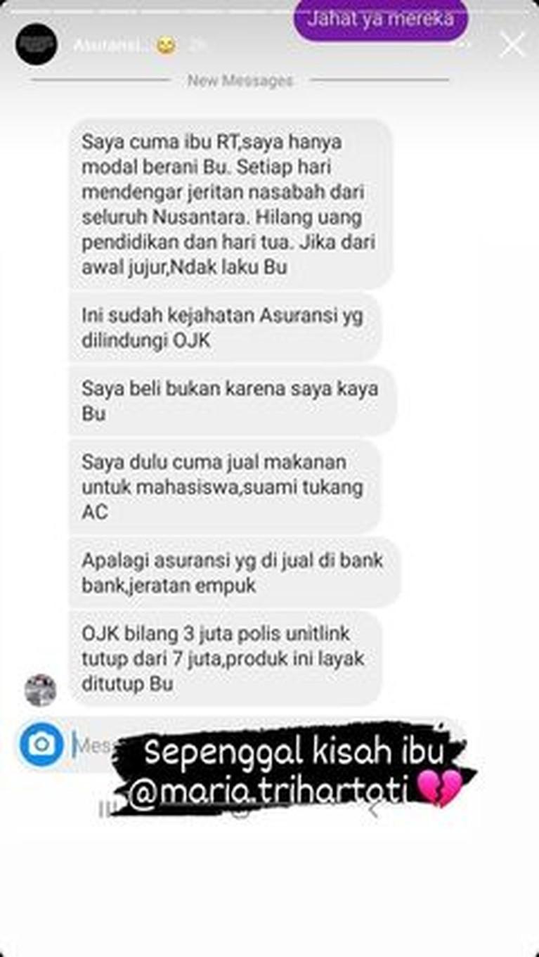 Wanda Hamidah sedang menjadi sorotan publik karena permasalahannya dengan perusahaan Prudential. Yuk intip isi amukan nya!