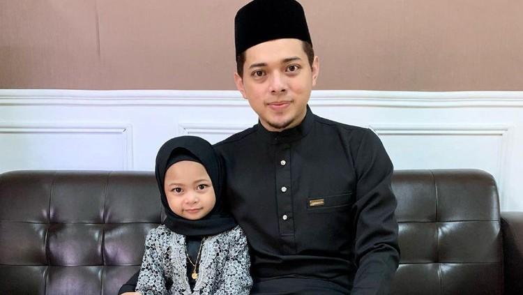 Faris dan anaknya, Rania