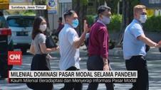 VIDEO: Milenial Dominasi Pasar Modal Selama Pandemi