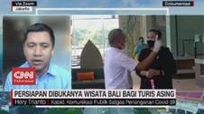 VIDEO: Persiapan Dibukanya Wisata Bali bagi Turis Asing