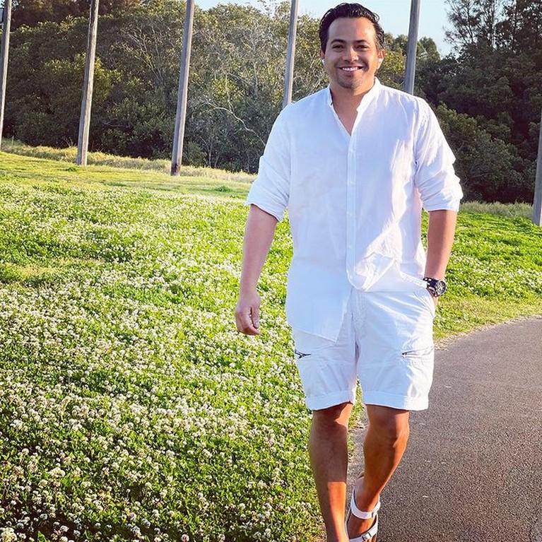 Alblen Filindo Fabe adalah mantan VJ dn artis yang sering muncul di layar kaca di era 2000-an kini jadi bos di Australia. Yuk intip!