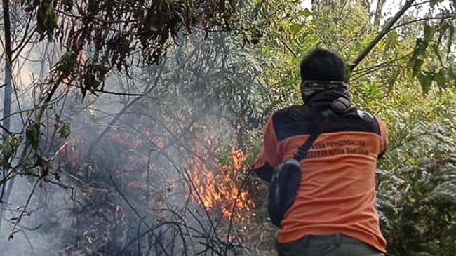 Dua lokasi yang menjadi titik kebakaran yakni di Resort Suban Trisula dan Resort Gunung Penanjakan, di blok Pondok Kawat.