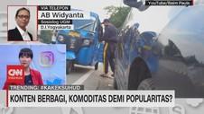VIDEO: Konten Berbagi, Komoditas Demi Popularitas?