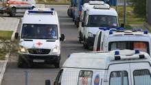 Kasus Positif Covid-19 Rusia Tembus 37 Ribu dalam Sehari