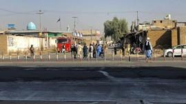 Bom Saat Salat Jumat di Masjid Afghanistan Tewaskan 47 Orang