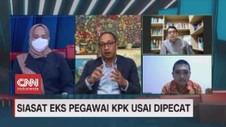 VIDEO: Siasat Eks Pegawai KPK Usai Dipecat