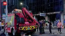 VIDEO: Bangunan Di Taiwan Terbakar, 46 Orang Tewas