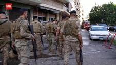 VIDEO: Aksi Penembakan Brutal Di Lbanon, 6 Warga Tewas