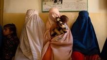 FOTO: Derita Perempuan dan Ibu Hamil di Afghanistan