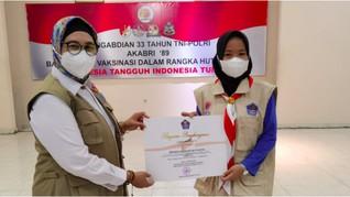 BNPB Apresiasi Kontribusi 445 Relawan Prokes PON XX