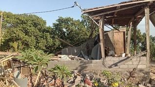 Siaga Gempa Susulan di Bali, Warga Bangli Mulai Mengungsi
