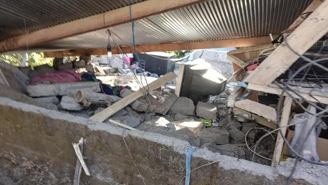 Gempa M 4,8 Bali: Bangunan Rusak, Warga Berhamburan