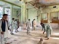 FOTO: Bom di Masjid Syiah Afghanistan Tewaskan 47 Orang