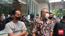 Mahasiswa Korban 'Smackdown' Dijemput Bupati Pulang dari RS