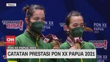 VIDEO: Catatan Prestasi PON XX Papua 2021