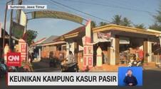 VIDEO: Keunikan Kampung Kasur Pasir