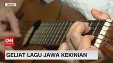 VIDEO: Geliat Lagu Jawa Kekinian