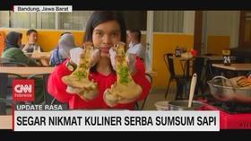 VIDEO: Segar Nikmat Kuliner Serba Sumsum Sapi
