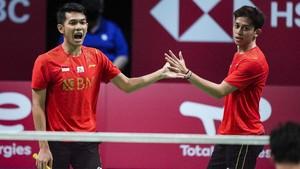 6 Wakil Indonesia di Perempat Final Denmark Open 2021
