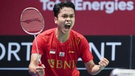 Indonesia Bawa Pulang Thomas Cup Usai 19 Tahun Hilang