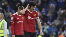 Leicester Vs Man Utd: Maguire Blunder Lawan Mantan