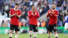 Klasemen Liga Inggris Usai Man Utd Dibekuk Leicester